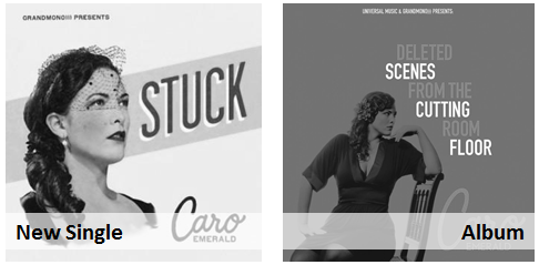 Caro Emerald - Stuck - pop jazz radio