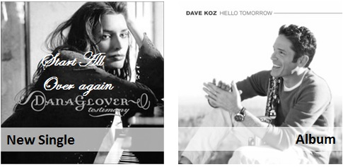 Dave Koz feat Dana Glover – Start All Over Again