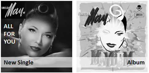 Imelda May All For You pop jazz radio