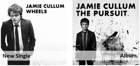 Jamie Cullum Wheels
