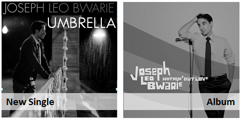 Joseph Leo Bwarie umbrella pop jazz radio
