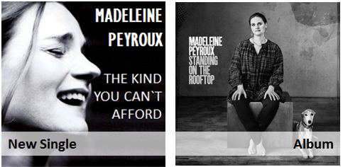 Madeleine Peyroux  - The Kind You Can't Afford pop jazz radio