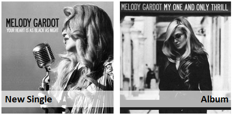 Melody Gardot - Your Heart Is Black As Night pop jazz radio