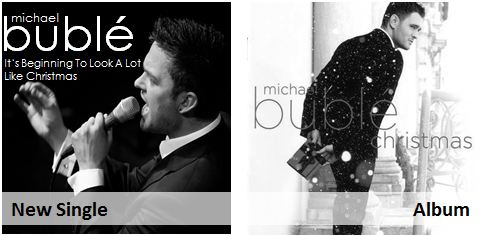 Michael Buble - It's Beginning To Look A Lot Like (pop jazz radio)