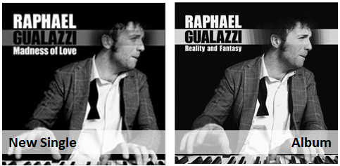 Raphael Gualazzi - Madness of Love (Follia D'Amore) pop jazz radio