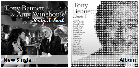 Tony Bennett Amy Winehouse - Body And Soul - pop jazz radio