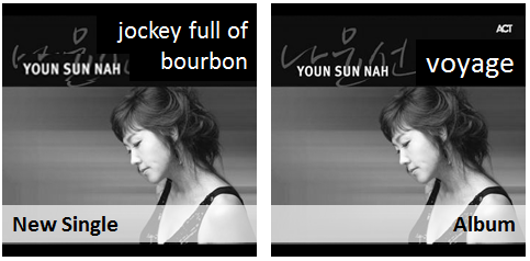 Youn Sun Nah - Jockey Full Of Bourbon pop jazz radio