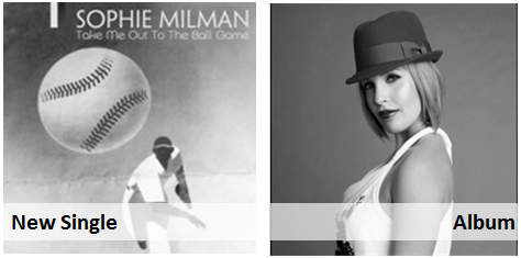 sophie milman - take me out to the ballgame pop jazz radio