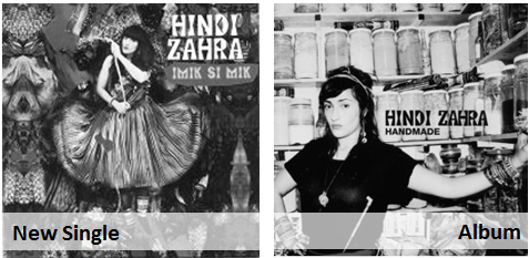 Hindi Zahra - Imik Si Mik (pop jazz radio)