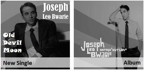 Joseph Leo Bwarie - Old Devil Moon (pop jazz radio)