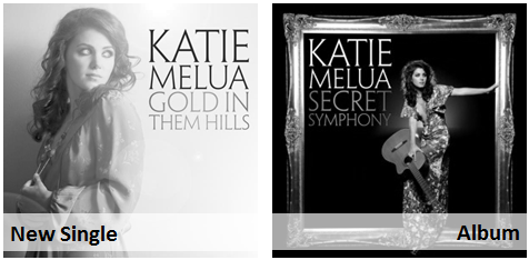 Katie Melua - Gold In them Hills (pop jazz radio)