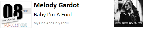 Pop Jazz Radio Charts top 08 (Best of 2011) Melody Gardot - Baby I'm A Fool