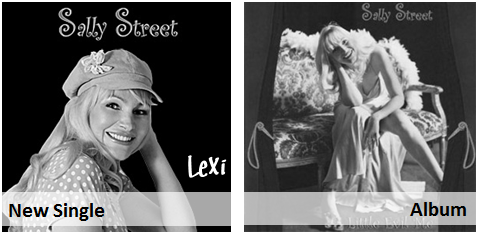 Sally Street - Lexi pop jazz radio