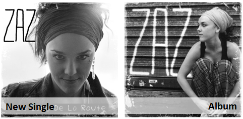 Zaz - Le Long De La Route (pop jazz radio)