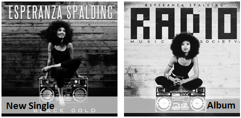 Esperanza Spalding - Black & Gold (pop jazz radio)