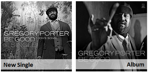 Gregory Porter - Be Good (pop jazz radio)