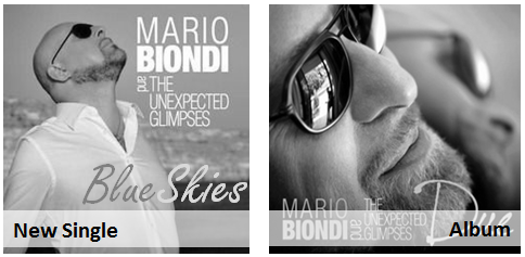 Mario Biondi - Blue Skies (pop jazz radio)