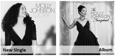 Molly Johnson - Lucky (pop jazz radio)