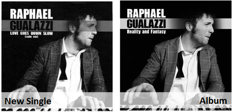 Raphael Gualazzi - Love Goes Down Slow (pop jazz radio)