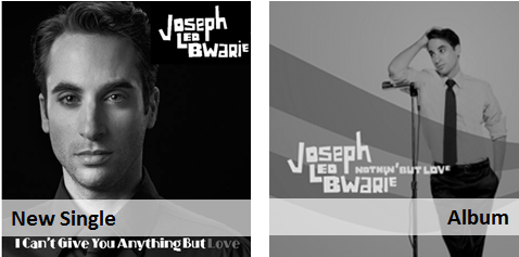 Joseph Leo Bwarie - I Can't Give You Anything But Love (pop jazz radio)