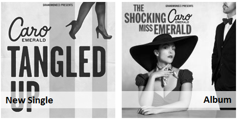 Caro Emerald - Tagled Up - The Shocking Miss Emerald (pop jazz radio)